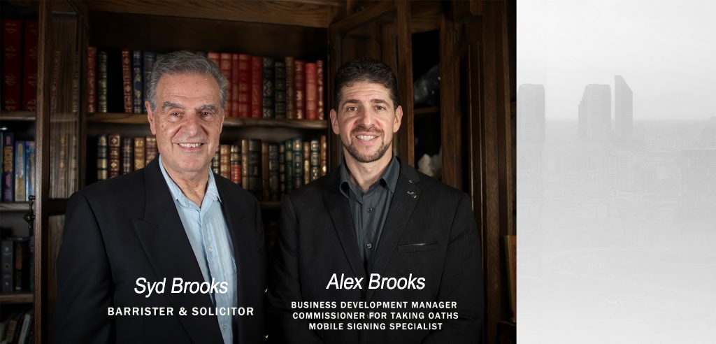Sydney Brooks Law Firm Lawyer Services